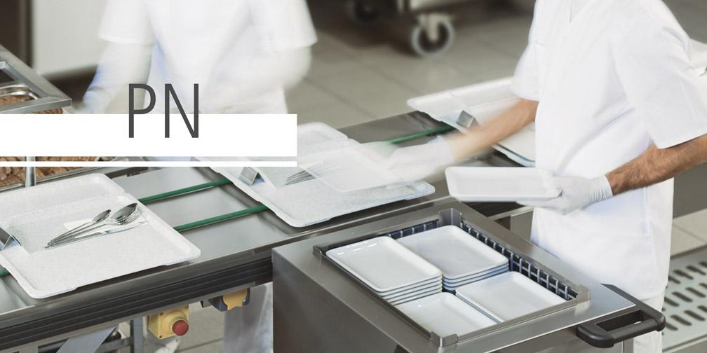 Porzellanserie PN-Sortiment von Seltmann Weiden - Porzellannorm