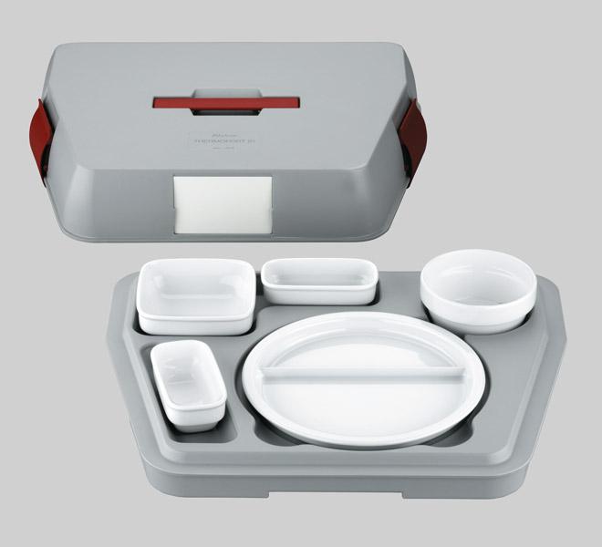 Außer Haus-Systeme von Seltmann Weiden - Einzelportionen - Essen auf Rädern