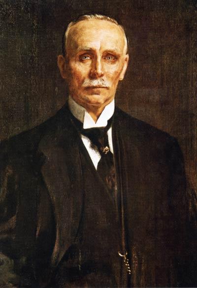 Gründer der Porzellanfabrik Christian Seltmann